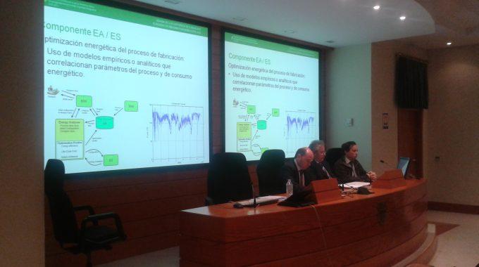 DEMI @ Ecoefficiency Week In The Basque Country 2012